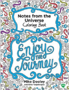 Notes from the Universe Colouring Book - Mike Dooley